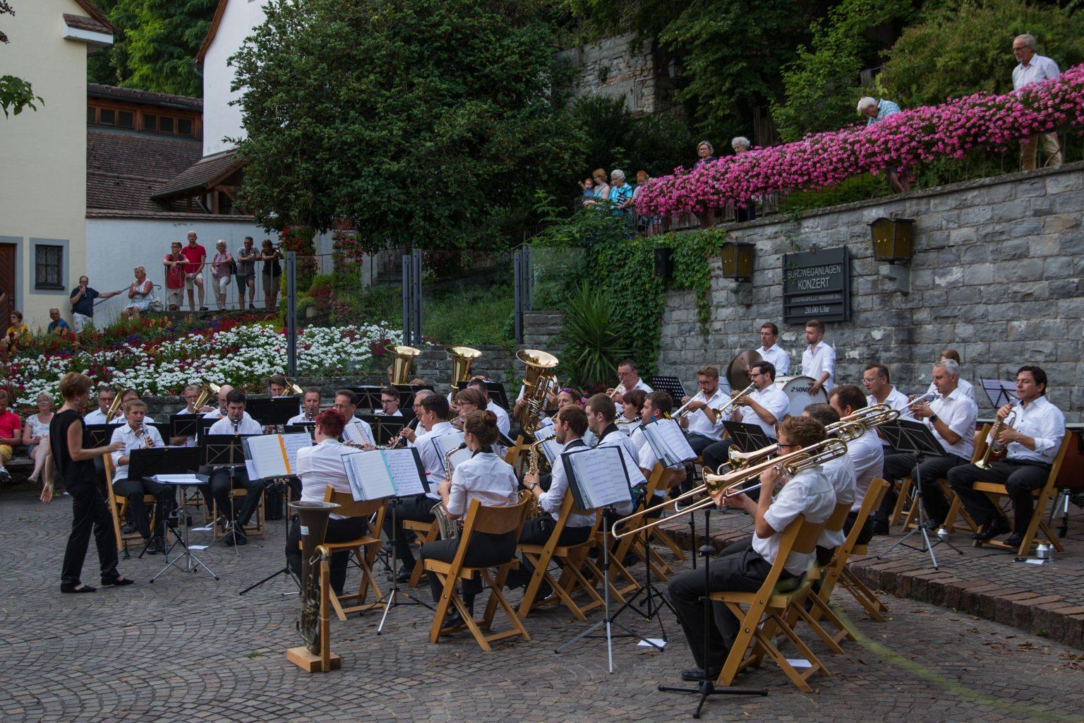Stadtkapelle Meersburg 2